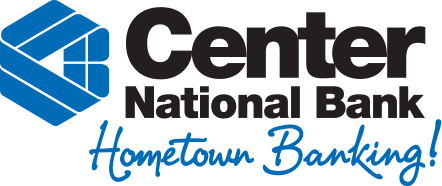 Center National Bank Homepage